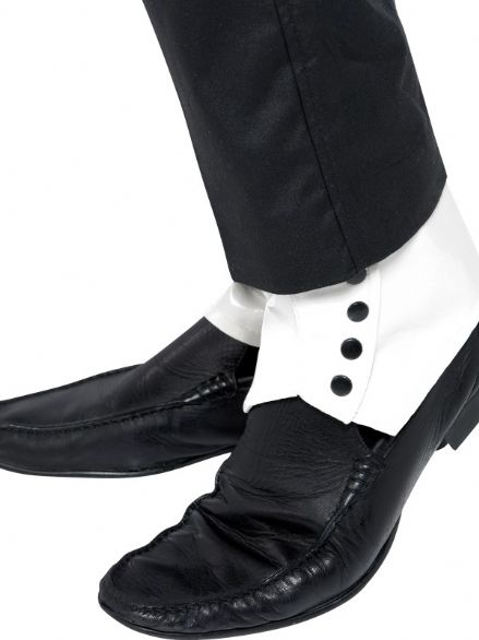 1920's White Spats